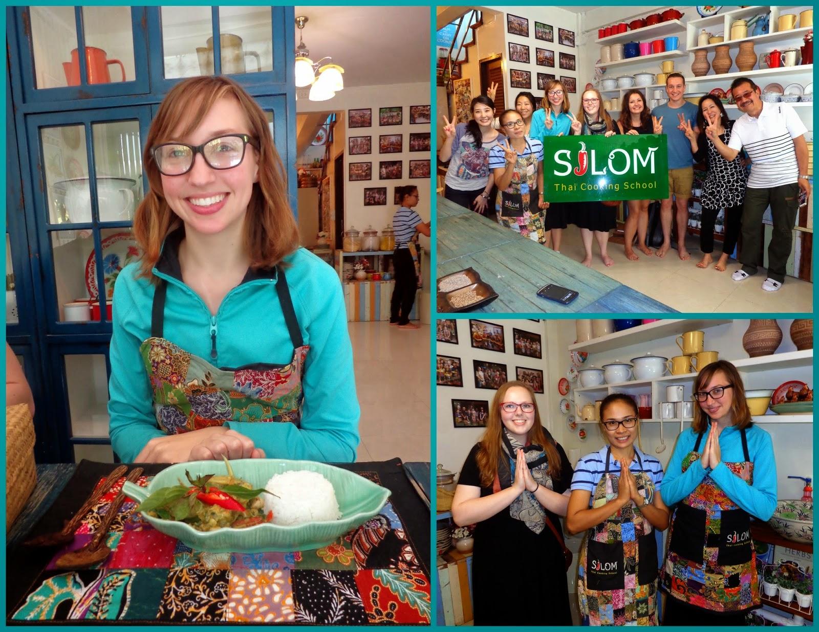 Silom Thai Cooking School in Bangkok