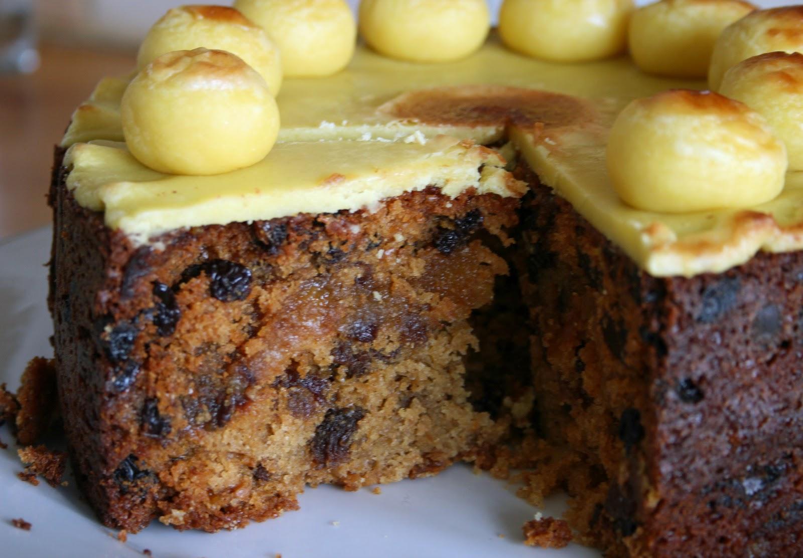 pics Chocolate Simnel Cake Recipe