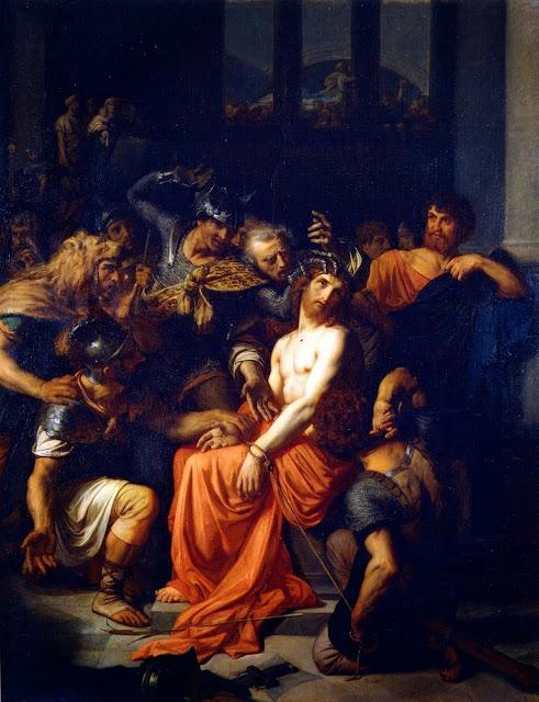 Christ,Alexandre Cabanel,painting