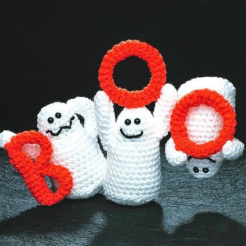 Patrones Amigurumi: Especial Halloween