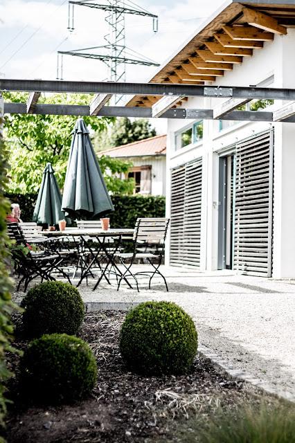 Garten der Sinne, Terrasse, relaxen, entspannen, Traumgarten