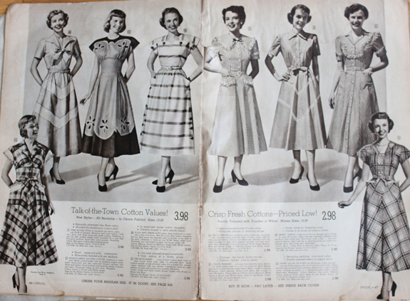 The paraders vintage blog how to dress vintage and for Spiegel history