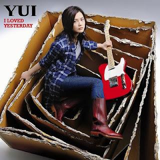 YUI - I Loved Yesterday Album  YUI%2B-%2BI%2BLoved%2BYesterday