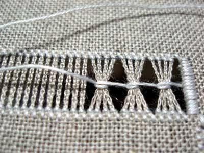 haft merezkowy