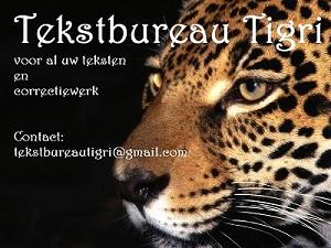 Tekstbureau Tigri, voor uw teksten en correctiewerk