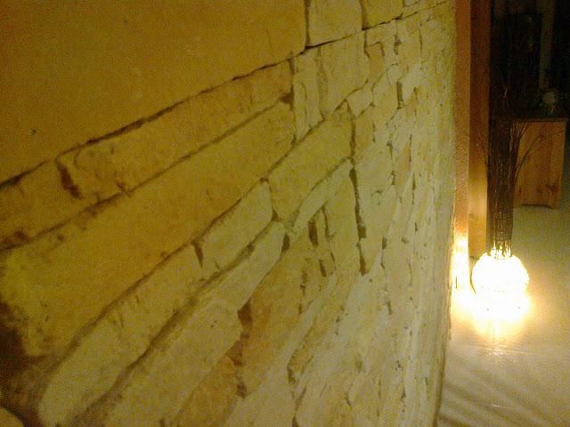 Pintura y decoraci n madrid piedra decorativa y pintura - Pintura color piedra ...