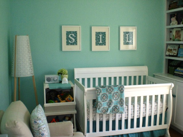 Wall paint color for baby boy room Colors for toddler boy room