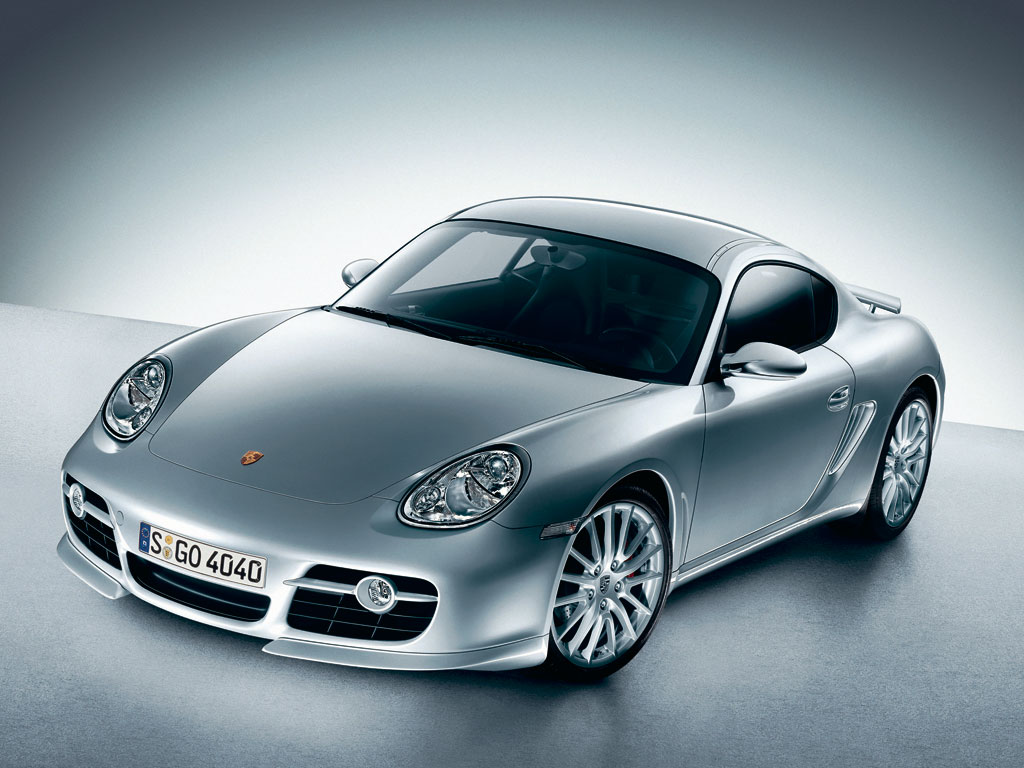 Porsche Cayman New