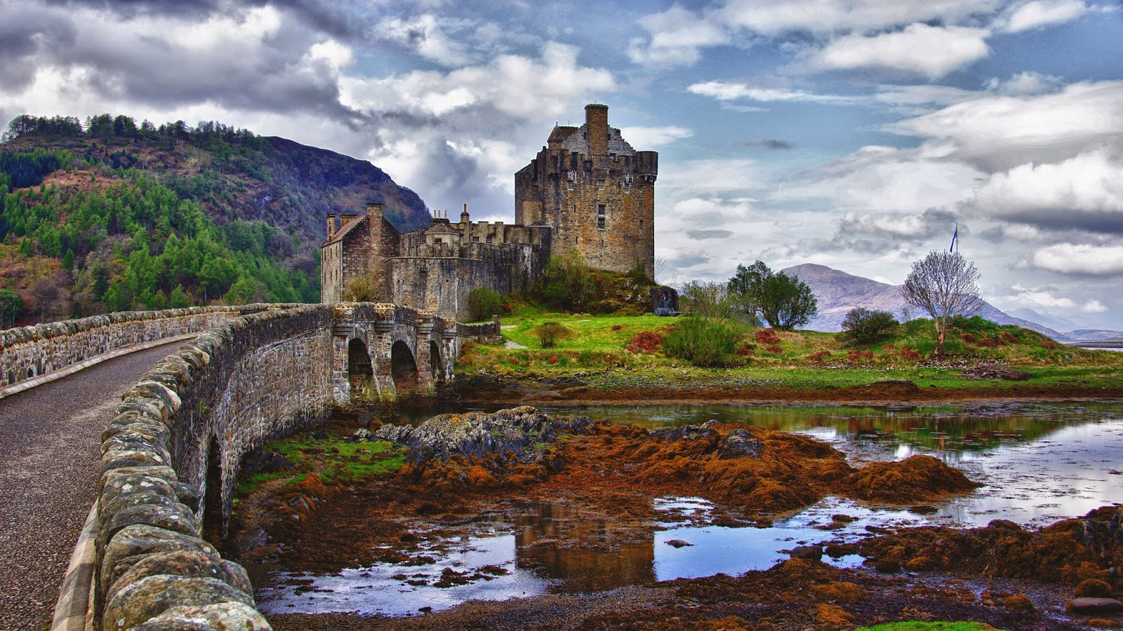 Leblanc Leblog Scottish Castles