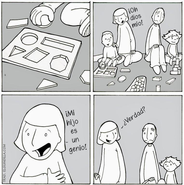 ¡Mi hijo es un genio! - imagenes graciosas