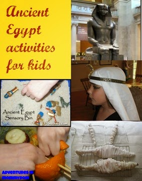 Egyptian activities
