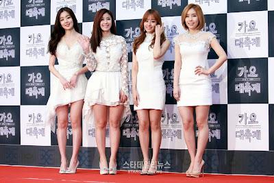 Secret KBS Gayo 2014