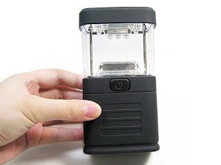 lampu unik untuk hiking