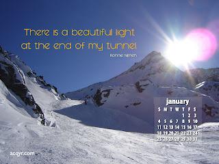 sun rise January Wallpaper for Desktop Background