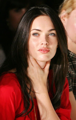 megan fox rostro