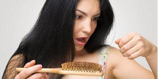cara mengatasi rambut rontok secara alami