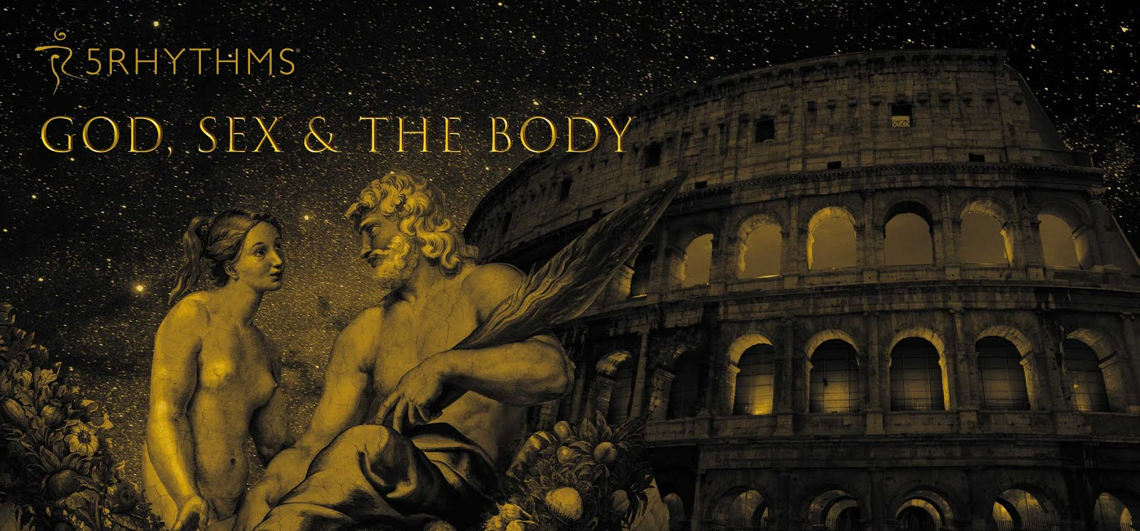 GOD SEX AND THE BODY A ROMA