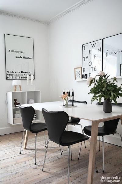 Como decorar una mesa de comedor decorar tu casa es - Como decorar una mesa de comedor ...