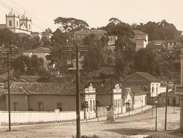 Praça Adrianinho de Oliveira - Barbacena MG