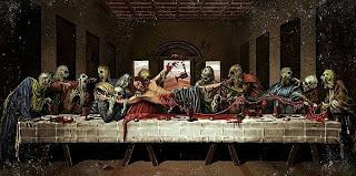 La ultima cena zombie