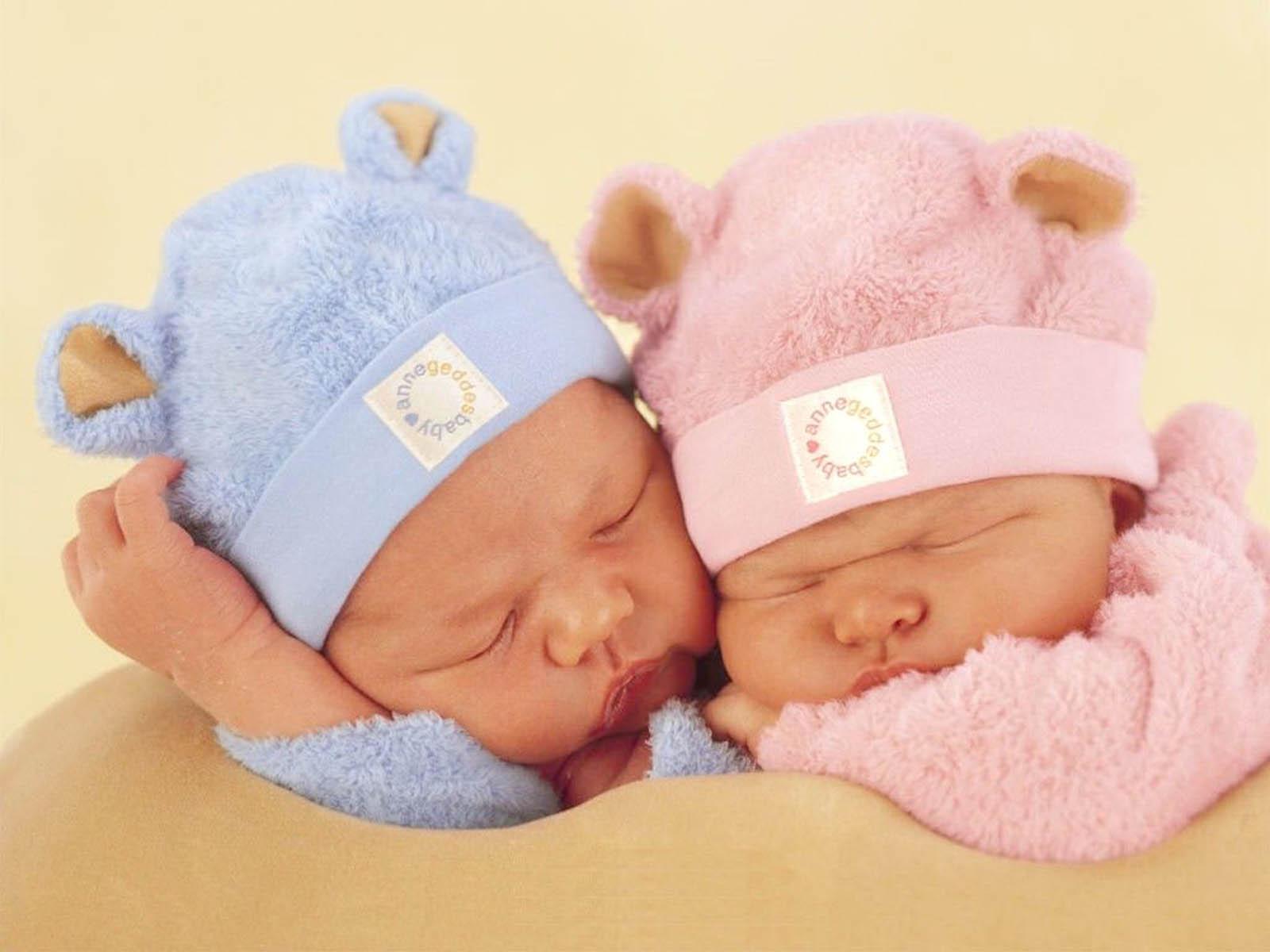 Sleeping Babies Photography