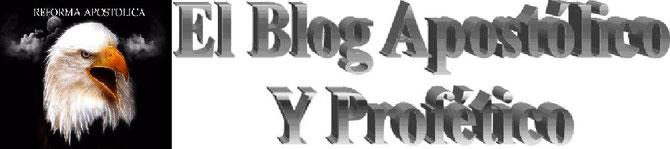 El Blog Apostolico y Profetico: Ministerio Apostolico y Profetico del Padre, Inc. (MAPDP)