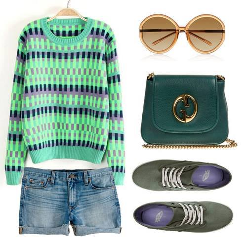 Outfit Set Ideas For Ladies....