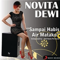Novita Dewi - Sampai Habis Air Mataku