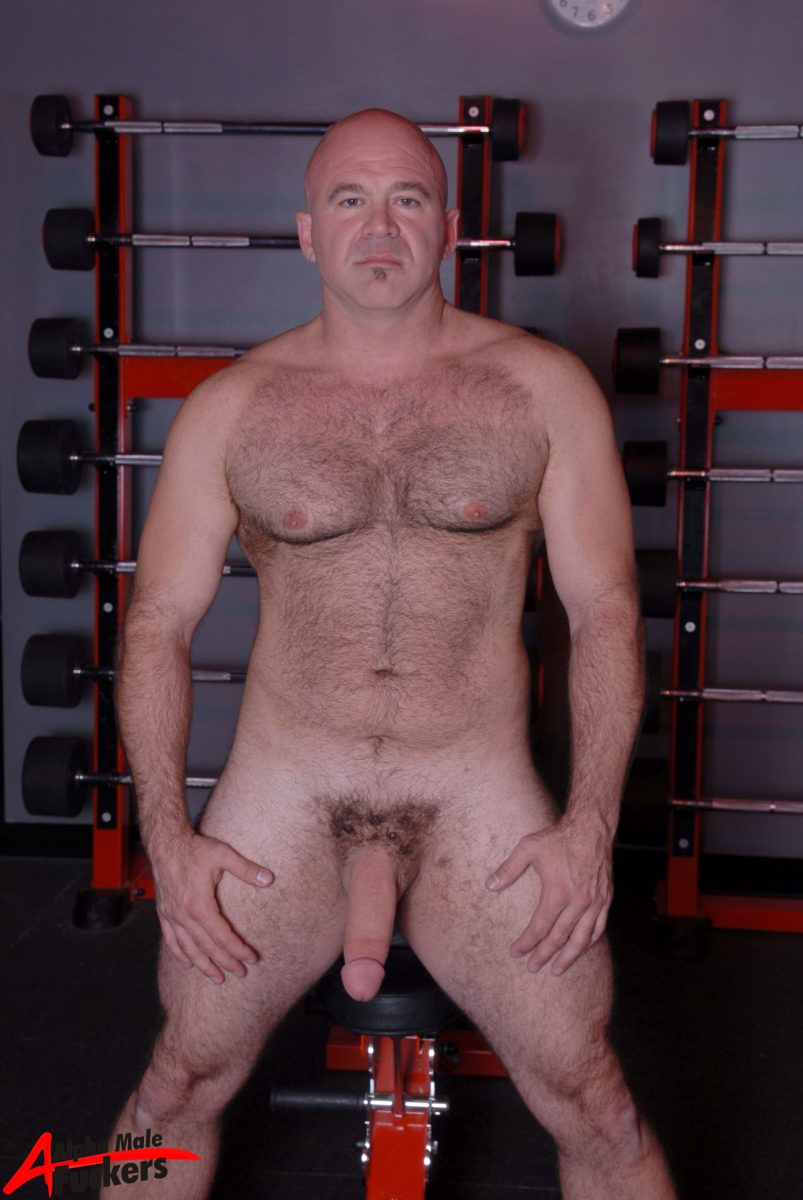 HairyDads&Co: Hung & beefy dad: Ray Stone