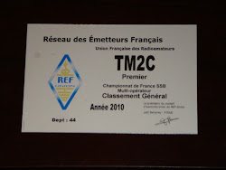 TM2C 1ère place