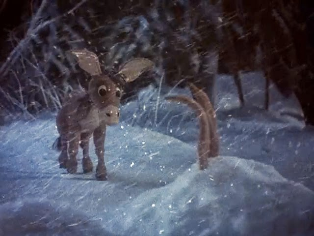 nestor wanders the forest with woodland animals they tease the shit out of him and eventually he meets up with an angel named tilly who guides him to a new - Nestor The Long Eared Christmas Donkey