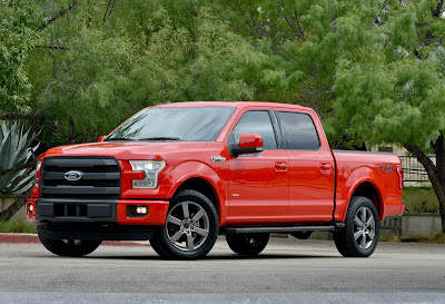 2015 F-150 Takes The Top Spot In Safety For The Light-Duty Truck Category