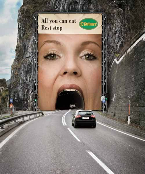 Mind Blowing Advertising Ideas