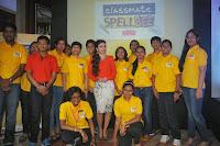 Soha Ali Khan at Classmate Spell Bee Champ 2014 event