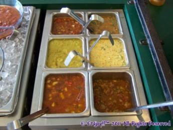 Soups: