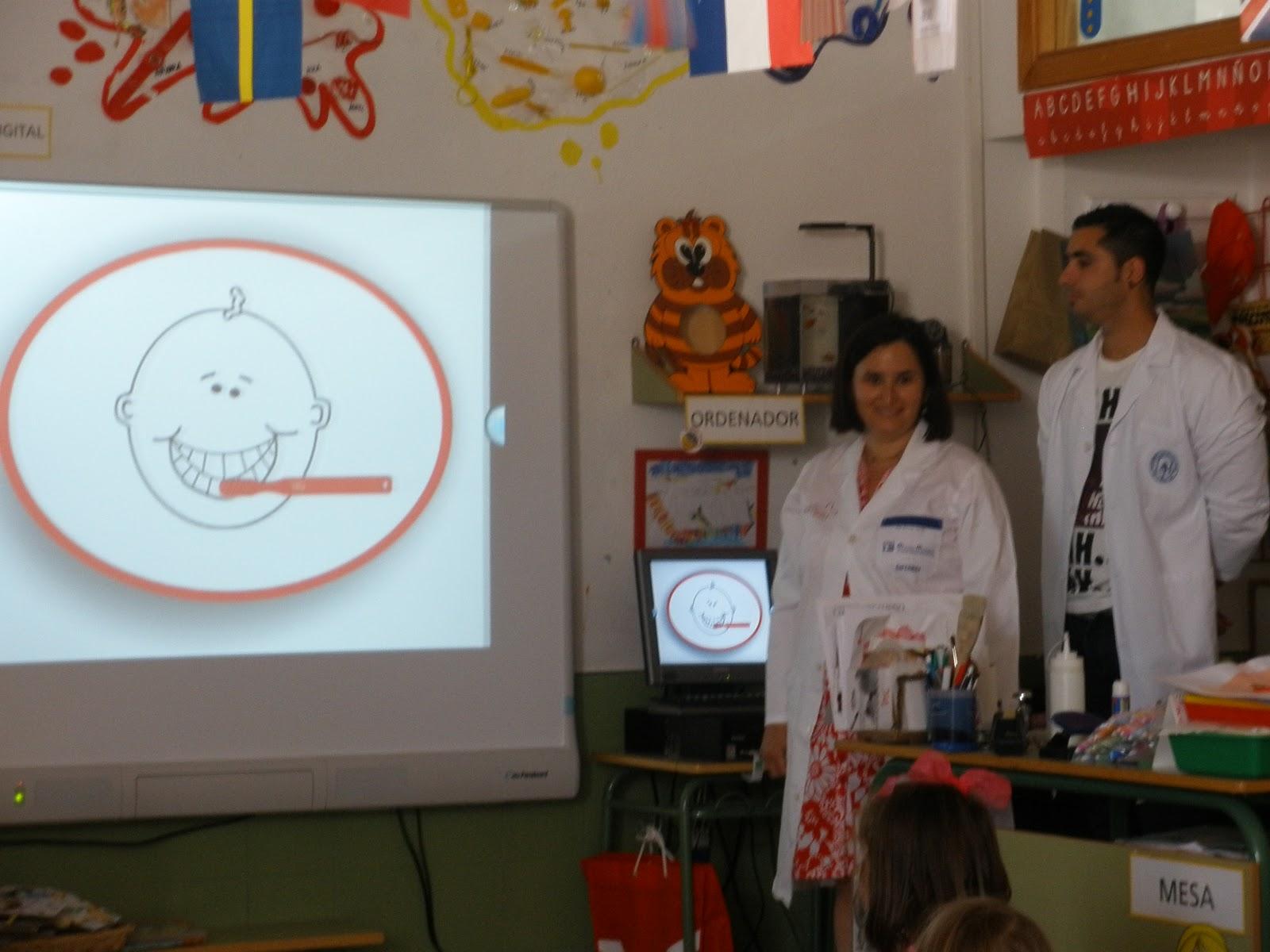 Arboledadecolores salud bucodental sonrisas la arboleda - Centro de salud la flota ...