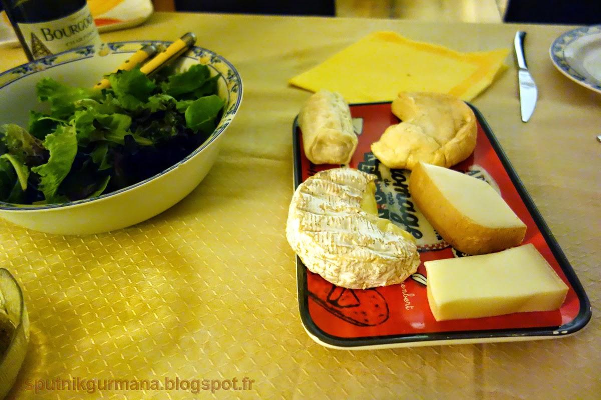 Страсбург-ужин