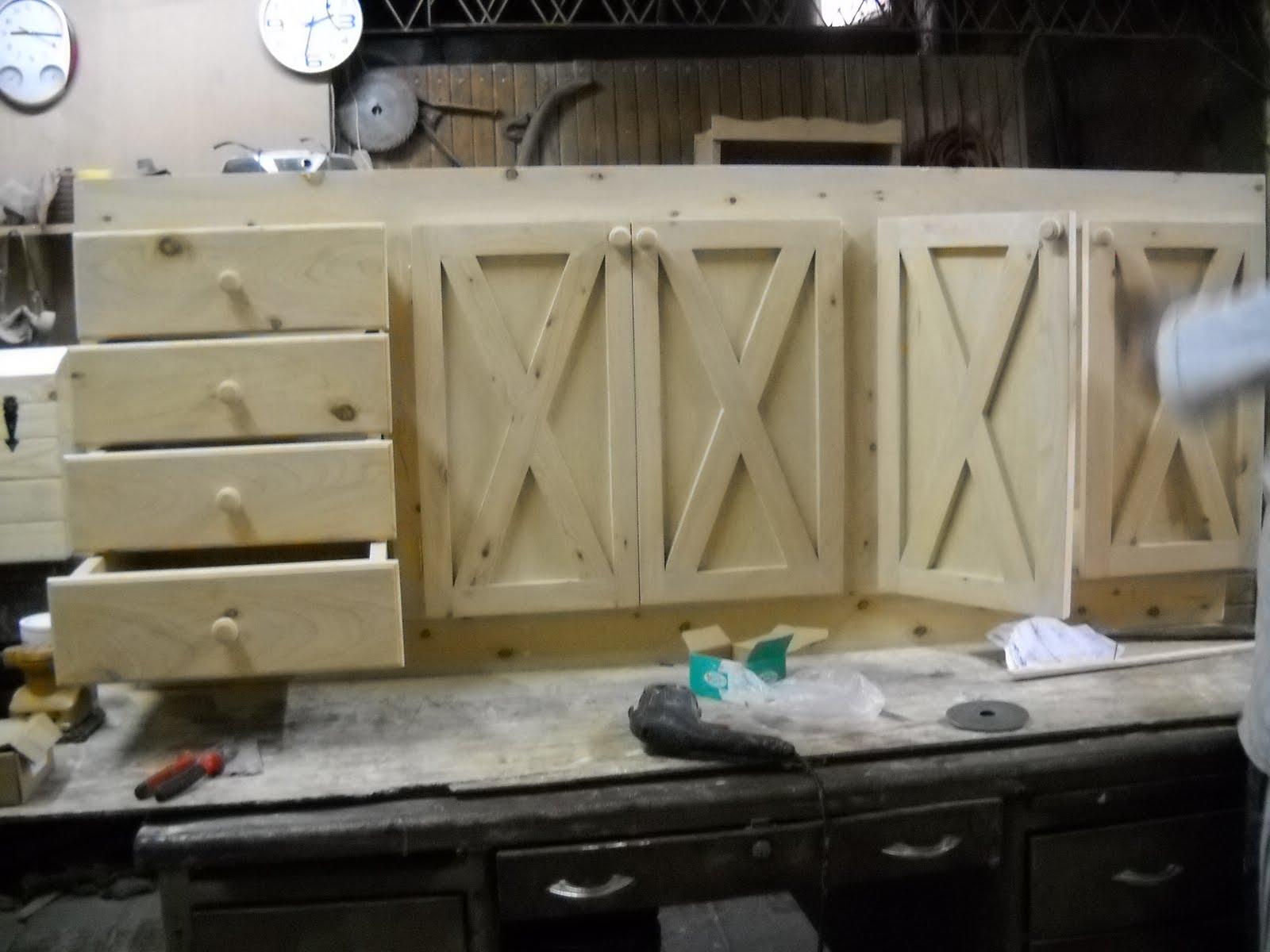 Muebles Eternos Muebles de Cocina en Ciprés