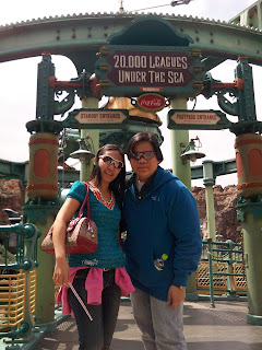 Tokyo Disneysea 20,000 Leagues Under the Sea