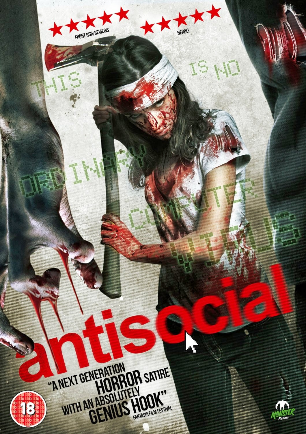 antisocial dvd cover