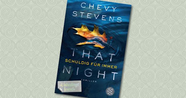 That Night Schuldig für immer Fischer Cover