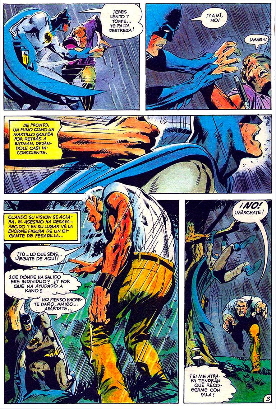 LA CANCIÓN DE TRISTAN.: Batman, un juramento desde la tumba. Los ...