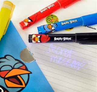 secret message pens at CoolPencilCase.com