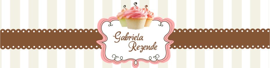 Gabriela Rezende Doces e Lembranças