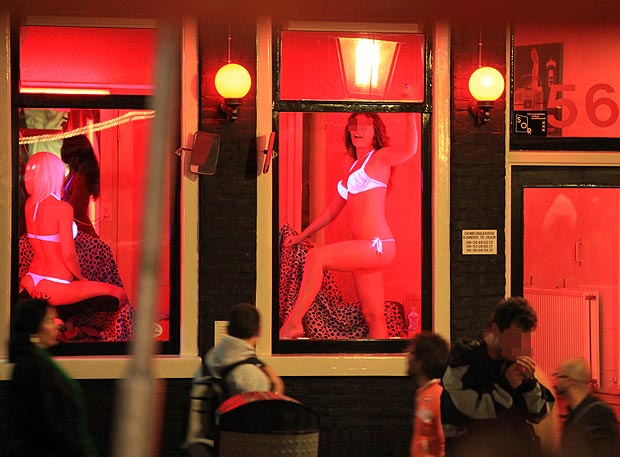 painful amsterdam red light escorts