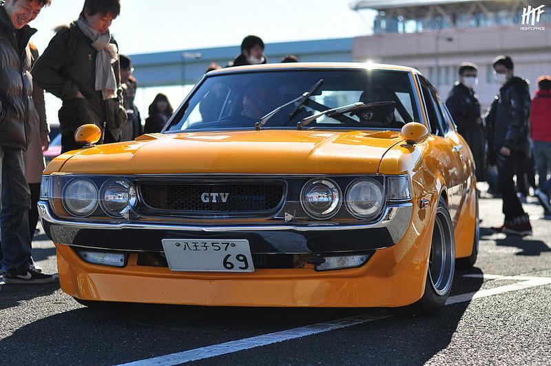 Toyota Celica I, sportowe japońskie coupe, z napędem na tył, dawna motoryzacja, nostalgic, stary model, fotki, GTV
