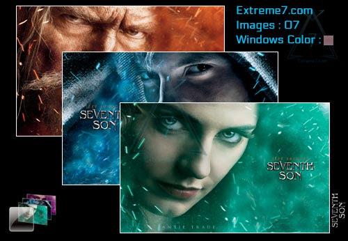 Seventh Son Theme Poster