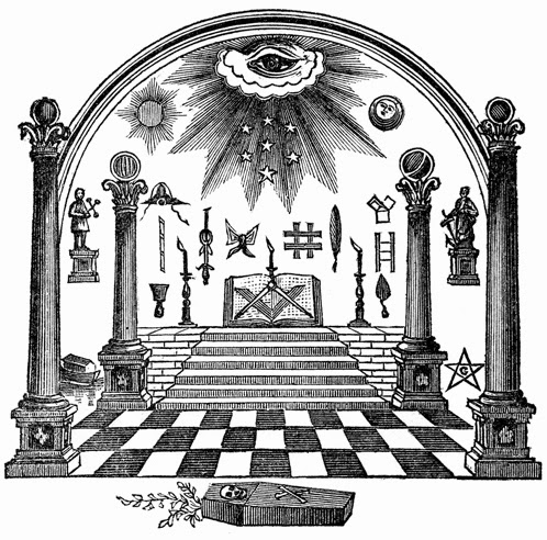 Thoughts Out Of Season Magnolia Four References To Freemasonry