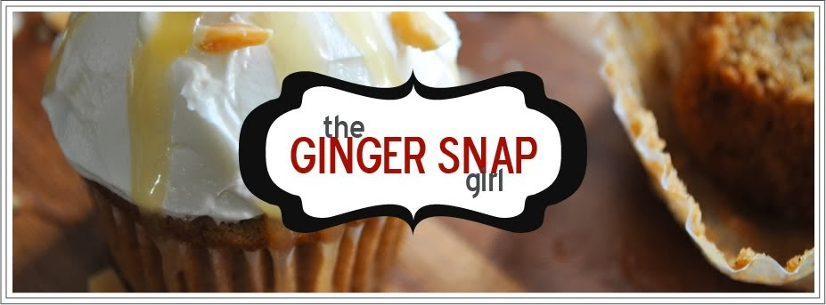 The Ginger Snap Girl