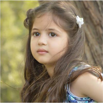 Cute Munni of Bajarangi bhaijaan photo collections